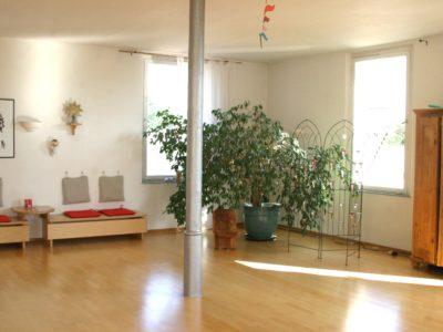 Gesundheitspraxis Oberfranken: Raum für Kurse