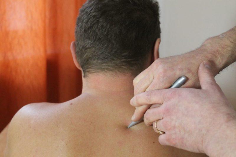 Gesundheitspraxis Oberfranken: sanfte Chiropraktik mit dem Punktefinder